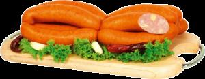 Kiełbasa piknikowa z serem